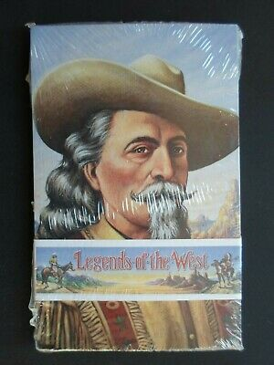 Legends of the West Type Postcards Cat # UX178-UX197  Sealed 20 Pack 19 Cent
