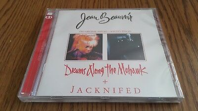 JEAN BEAUVOIR – Drums Along The Mohawk / Jacknifed [ 2 CD ] [ Remastered ] New