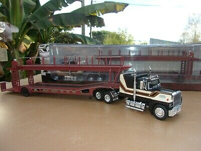 n° 97 FORD 9000 LTL Semi Remorque Porte Voitures  1/43 Neuf