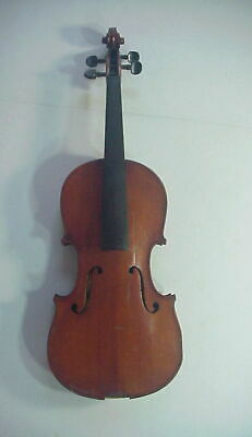 Antique EARLY 20th Century STRADIVARIUS MODEL VIOLIN MADE IN GERMANY