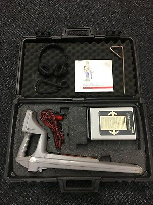 Radiodetection Locator PXL2-FD1 Cable & Pipe Detector w/ RD400 LCTx Transmitter