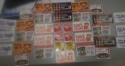 50$ worth of GREAT CANADA COUPONS!