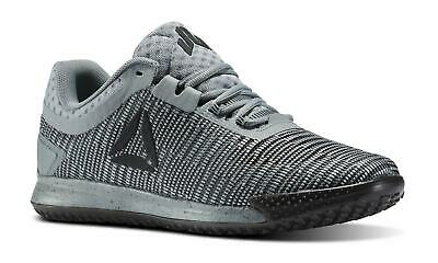 18e5dc5f0732aa REEBOK JJ Watt II TR Grey Black Cross Training Athletic Shoes Men s Size 7  NEW