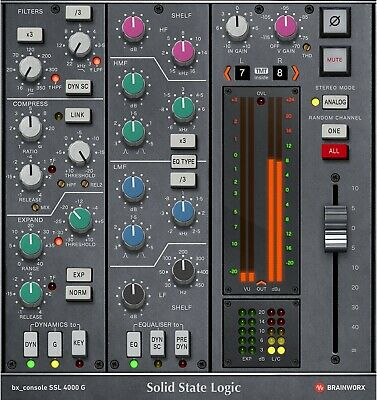 Brainworx bx_console SSL 4000 G - Plugin Alliance