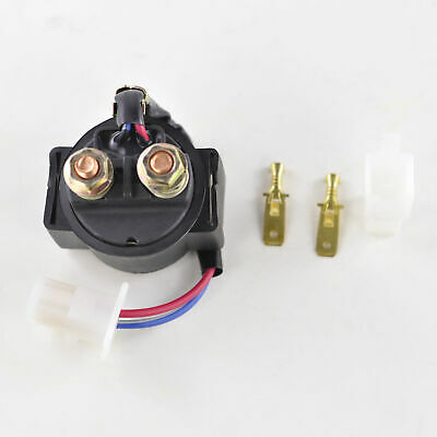 Starter Relay Solenoid For Suzuki GS 700 E 1983-1985 GS 1100 1982-1983