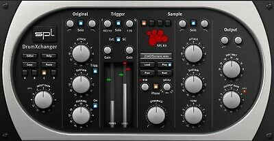 SPL DrumXchanger - Plugin Alliance