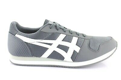 Asics Tiger Curreo II Carbon Men's Sneakers Trainers Low Shoes HN7A0 Grey 48