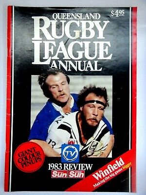 1983 Queensland Rugby League Annual Programme