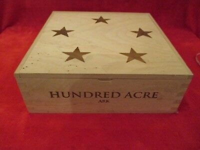 HUNDRED ACRE  Napa 2005 California USA caisse bois Wine wood Box collection