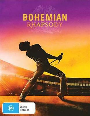 Bohemian Rhapsody BRAND NEW Region 4 DVD IN STOCK NOW GENUINE