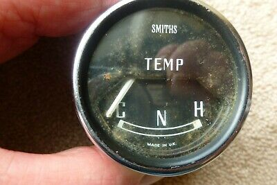 Smiths electrical water temperature gauge, MG, Mini, new old stock