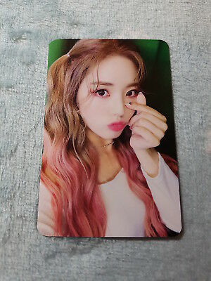 19)fromis_9 Special Single Album From.9 LOVE BOMB Jiwon Type-A Photo Card
