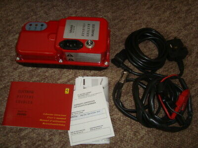 Ferrari 360,355,456,512,550,575,599,612,f40 Enzo Battery Conditioner Charger