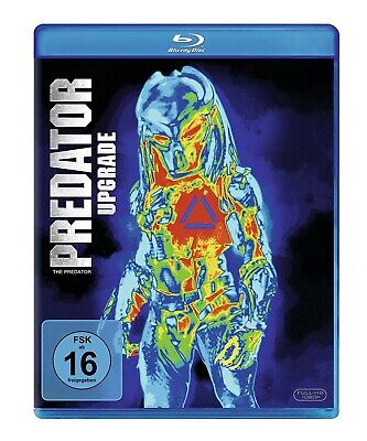 Predator - Upgrade [Blu-ray]  NEU&OVP  ( 2019 )