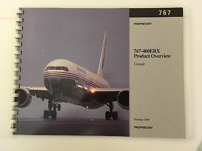 Brochure BOEING B767-400ERX Product Overview