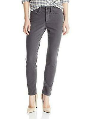 NWT NYDJ Not Your Daughters Jeans Alina Dark Graphite (Grey) Legging