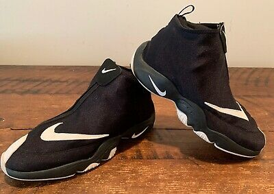 8d7856738689 Men s Nike Air Zoom Flight The Glove Gary Payton Basketball Shoes Size 10.5