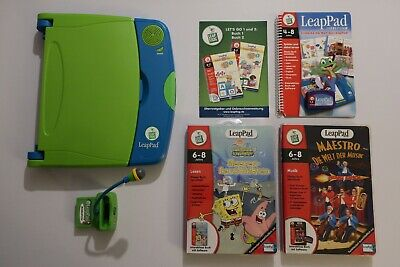 STARTERBUCH Kindercomputer LEAPPAD LEAPFROG INCL