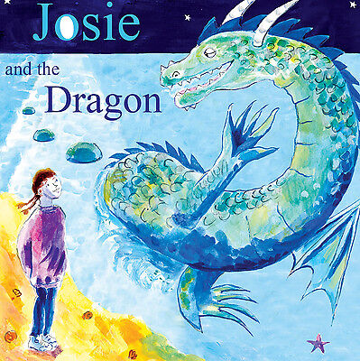 Josie and the Dragon- an audio story CD with music for children aged 3-7