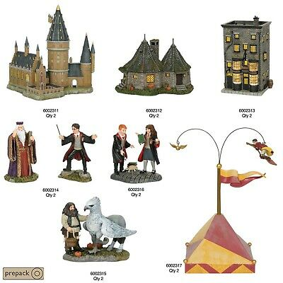Department 56 Harry Potter/'s Harry And The Headmaster Figurine-6002314
