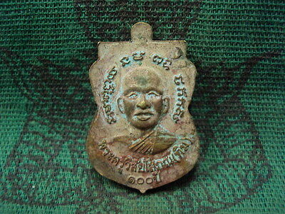Thai Buddha Amulet Phra Lp Tuad Ajarn Tim Wat Changhai Magic Protection Talisman