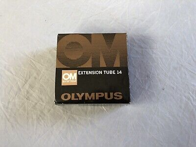 Boxed Olympus Extension Tube 14