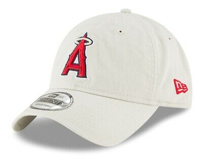 check out f9953 de142 Los Angeles Angels New Era MLB 9Twenty Core Classic Stone Adjustable Hat