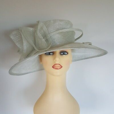 1485b146c0b9a Ladies Wedding Hat Races Mother Bride Ascot Palest Mint Green Hat Studio