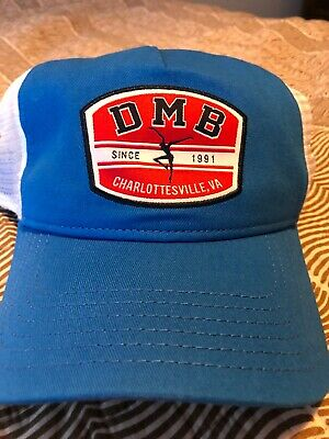 dc7aa2a6 DMB DAVE MATTHEWS Band Embroidered Logo Tour Hat - $15.00 | PicClick