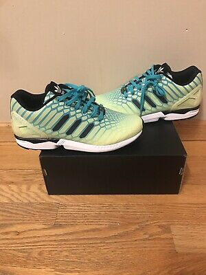 60a39a670 Adidas ZX Flux Xeno Size 10 Men s Running Trainer Reflective Shoe
