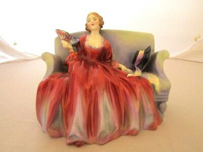 Royal Doulton Large Figure SWEET AND TWENTY  HN 1298 issued 1928-69 Perfect