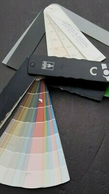 Benjamin Moore Paint Wheel Chips Samples Swatches Sherwin Williams Fan Deck