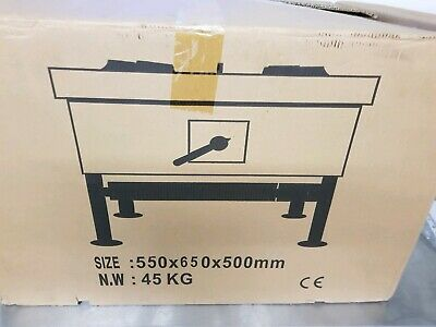 Brand New Never Used Gas Stock Pot Burner Cooker Boxed 550x650x500mm