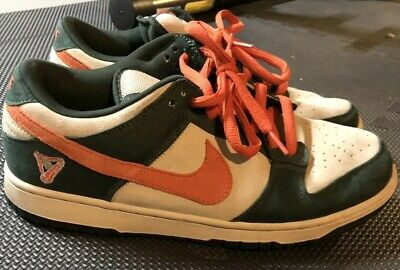 new arrival 3a487 a3118 NIKE SB EIRE Dunk Low Size 10.5 Great Condition Skateboarding Ireland Hawk