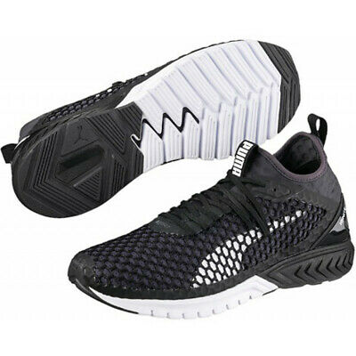 23cd1af8752 MENS PUMA IGNITE Dual Netfit Mens Training Shoes - Black - EUR 87