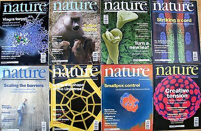 NATURE – volume 425 – complete – The International Weekly Journal of Science