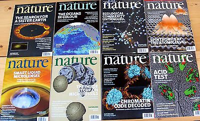 NATURE – volume 442 – complete – The International Weekly Journal of Science!