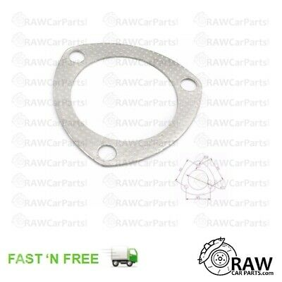 "3"" 3 Hole Exhaust Pipe Gasket for Nissan Skyline 200SX S13 S14 Pulsar GTiR 300ZX"