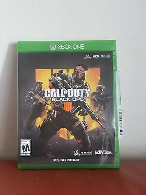 Call of Duty: Black Ops 4 - Xbox One *Used*