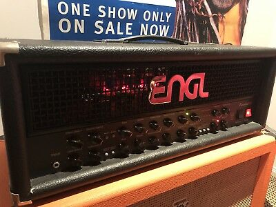 ENGL POWERBALL II 100W AMP w/ FOOTSWITCH
