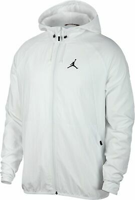 fff7a5bc17aa89 Jordan Sportswear Wings Windbreaker Men s Athletic Jacket White Black  894228-121