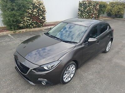 2015 Mazda 3 SP25 Astina luxury 48km light damage repairable drives