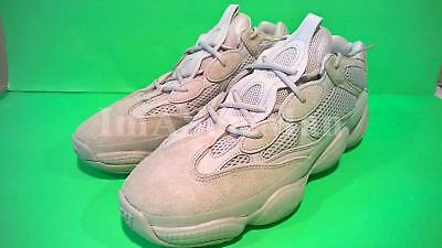 purchase cheap a5db3 9aa5f L@@K DS NEW Adidas Yeezy 500 Blush Size 13 Awesome 350 700 Blue Tint Desert  Rat