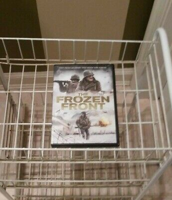 The Frozen Front DVD 2019.