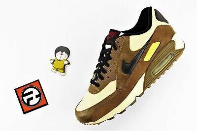 sports shoes 0df7c 50a07 Nike Air Max 90 Escape Natural Greenend Brown Size 9 2003  305209 101