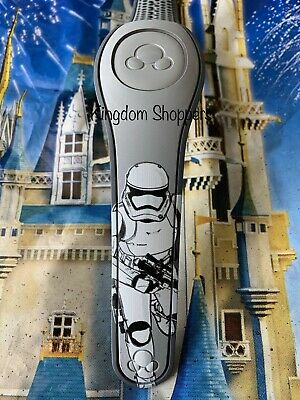 DISNEY PARKS Star Wars Clone Trooper GRAY Magic Band Magicband 2 Unlinked
