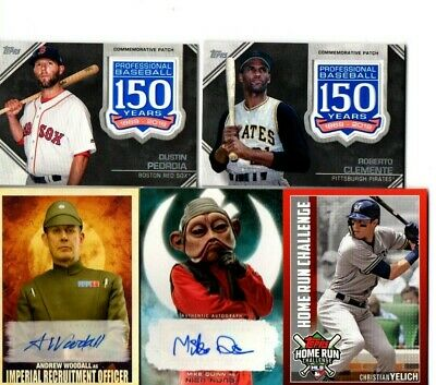 2019 Topps 150 Years of Professional Baseball patch card Roberto Clemente AMP-RC