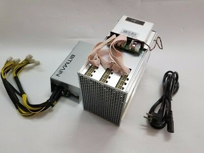 Bitmain Antminer X3 with Power Supply - barely used