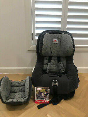 Children's Car Seat - Britax Grey Safe n Sound Meridian AHR