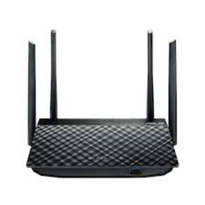 NEW ASUS RT-AC58U, DUAL BAND AC1200 WIRELESS ROUTER WITH MU-MIMO SUPPORT, S.a.